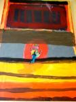 Peinture d'Océane