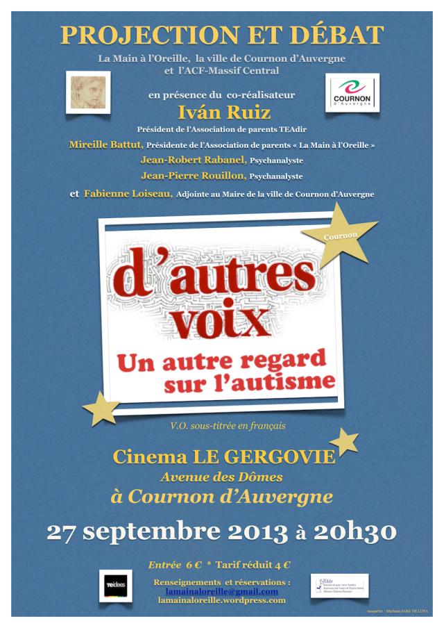 D'autres voix Cournon- Sep 2013