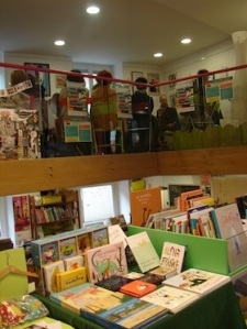 Discussions à la librairie