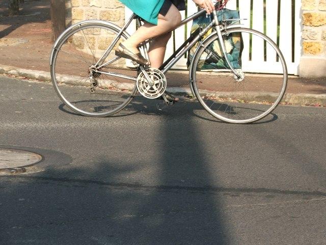 Le vélo par Enzo