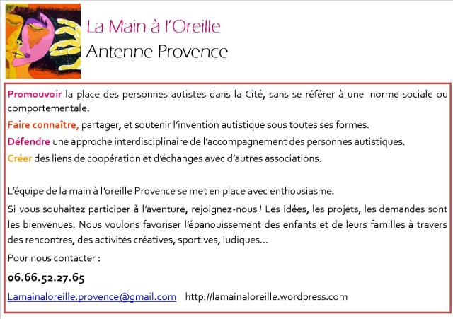 présentation antenne provence mai 2014 Flyer
