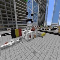Hommage aux victimes des attentats de Bruxelles par Enzo Schott
