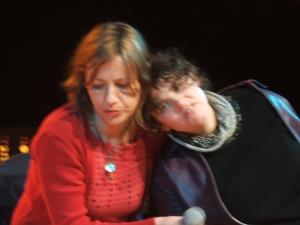 Eugénie Bourdeau et Babouillec SP