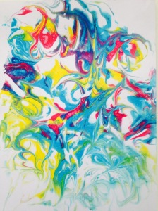 Oeuvre de Philippe B., 7 ans
