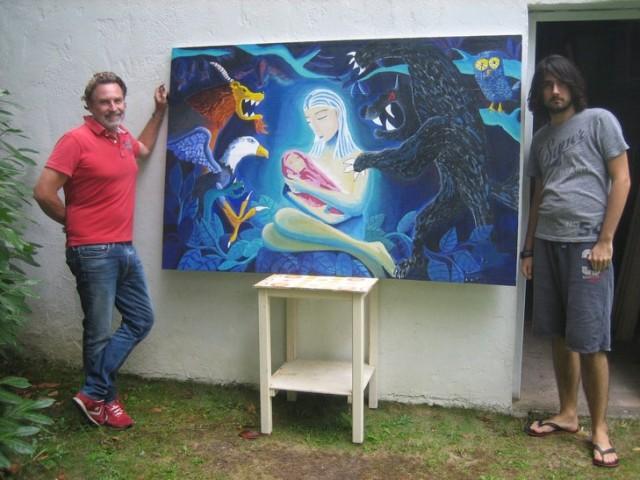 Aristide-Boude-droite-Girondin-19-atteint-dautisme-sadonne-peinture-comme-icison-Olivier_1_729_547